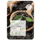 Маска для лица салфетка с экстрактом зеленого чая La Miso Green Tea Essence Mask