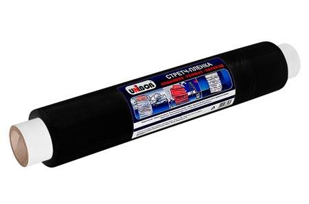 Чёрная плёнка для упаковки косметики в интернет магазине косметики МЕДИАКОСМЕТИК